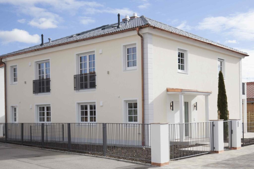 Bossensteine für die Ecken der Haus-Fassade