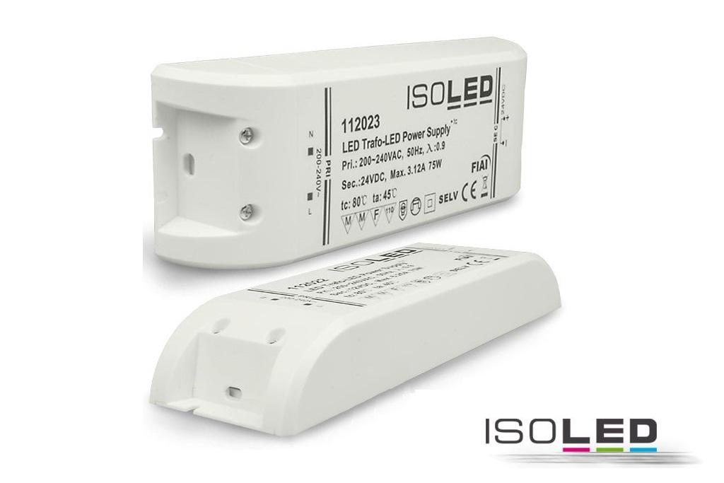 LED Trafos für die Stromversorgung von LED Streifen / Flexbändern