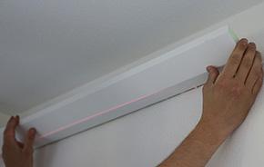 indirekte beleuchtung u fassadenprofile selber bauen anbringen. Black Bedroom Furniture Sets. Home Design Ideas