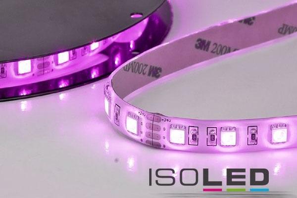 LED Beleuchtung mit LED Strips, Flexbändern und LED Strahlern plus Zubehör.