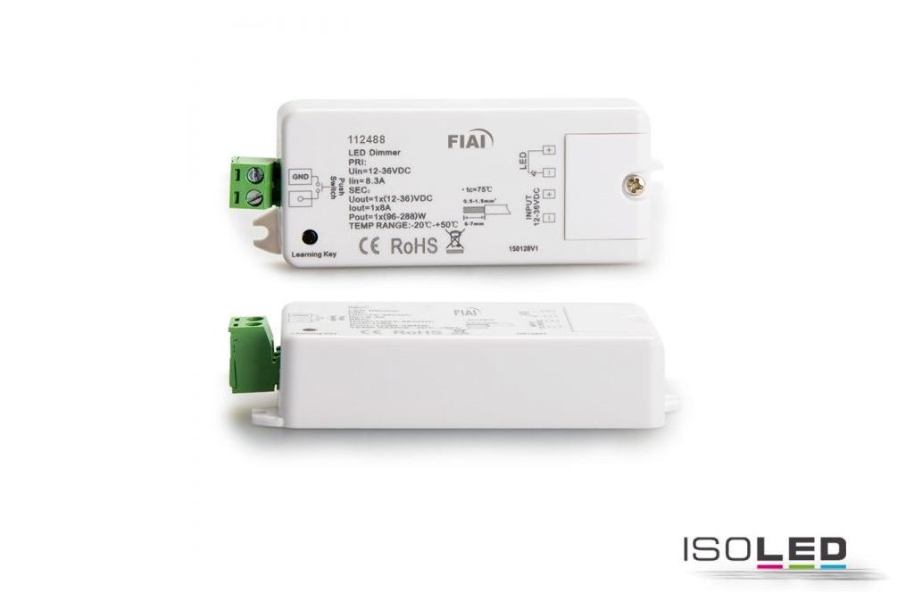 LED Funkempfänger für die Regelung der Helligkeit von LED Bändern